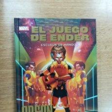 Cómics: EL JUEGO DE ENDER ESCUELA DE MANDO. Lote 109996539
