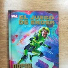 Cómics: EL JUEGO DE ENDER ESCUELA DE BATALLA. Lote 109996587