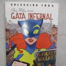 Cómics: PATSY WALKER ALIAS GATA INFERNAL LOCOS POR UNA GATA Nº1 COLECCION 100% PANINI. Lote 110025735