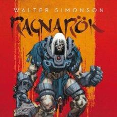 Cómics: RAGNARÖK TOMO 1 EL ÚLTIMO DIOS EN PIE - WALTER SIMONOSON - PANINI TAPA DURA. Lote 110107627