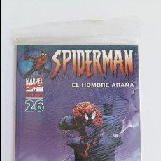 Cómics: LOTE DE 7 COMICS SPIDERMAN EL HOMBRE ARAÑA. PROCEDEN DE TIENDA NUEVOS. W. Lote 110432479