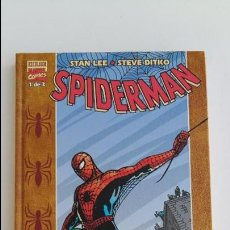 Cómics: STAN LEE Y STEVE DITKO. SPIDERMAN. MARVEL COMICS. FORUM. TOMO 1. W. Lote 110435227