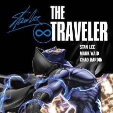 Cómics: THE TRAVELER -STAN LEE, MARK WAID Y CHAD HARDIN -COMPLETA EN TRES LIBROS. Lote 110436007