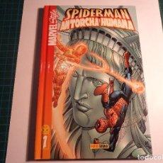 Cómics: SPIDERMAN ANTORCHA HUMANA. Nº 1. MARVEL STYLE. PANINI. (E-31) . . Lote 110790451