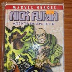 Cómics: MARVEL HEROES NICK FURIA. Lote 111203555