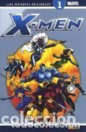 COLECCIONABLE X-MEN Nº 1 - PANINI - IMPECABLE - C02 - OFM15 (Tebeos y Comics - Panini - Marvel Comic)