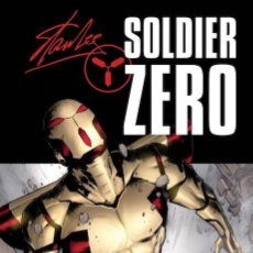 Cómics: SOLDIER ZERO 1 AL 3 COMPLETA -STAN LEE·DAN ABNETT·ANDY LANNING·JAVIER PINA. Lote 111700395