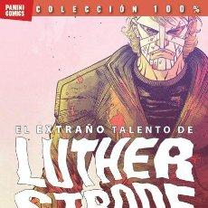 Cómics: EL EXTRAÑO TALENTO DE LUTHER STRODE -JUSTIN JORDAN·TRADD MOORE·FELIPE SOBREIRO. Lote 111702747