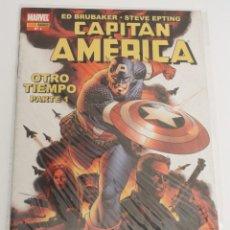 Comics: CAPITÁN AMÉRICA VOL 6 - 7 / CAPITÁN AMÉRICA VOL 2 PANINI. NÚM. 1. OTRO TIEMPO PARTE 1. 2005. Lote 111725795