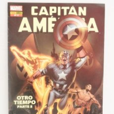 Comics: CAPITÁN AMÉRICA VOL 6 - 7 / CAPITÁN AMÉRICA VOL 2 PANINI. NÚM. 5. OTRO TIEMPO PARTE 5. 2006. Lote 111728767
