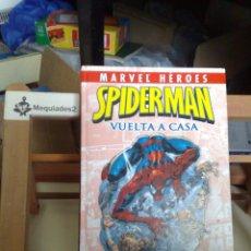 Cómics: SPIDERMAN: VUELTA A CASA (TAPA DURA). Lote 111744259