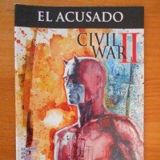 Cómics: CIVIL WAR II - EL ACUSADO - MARVEL - PANINI (9M). Lote 111887667