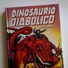 Cómics: DINOSAURIO DIABÓLICO, DE JACK KIRBY. TOMO EN TAPA DURA, COLECCIÓN COMPLETA. NUEVO. Lote 111953315