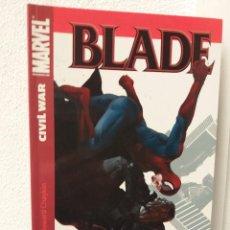 Cómics: BLADE -CIVIL WAR. Lote 112164711
