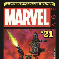 Cómics: MARVEL AGE 21. Lote 112313703