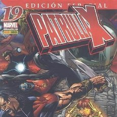 Cómics: PATRULLA-X VOL. 3 Nº 19 EDICION ESPECIAL - PANINI - IMPECABLE. Lote 186111875