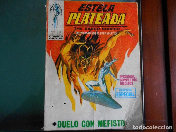ESTELA PLATEADA MARVEL COMICS GROUP Nº 3 (Tebeos y Comics - Panini - Marvel Comic)