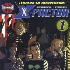 Cómics: X-FACTOR VOL. 1 Nº 1 - PANINI - COMO NUEVO. Lote 112449343