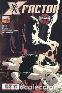 X-FACTOR VOL. 1 Nº 2 - PANINI - IMPECABLE (Tebeos y Comics - Panini - Marvel Comic)