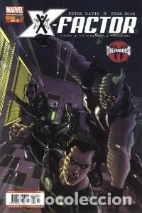 X-FACTOR VOL. 1 Nº 4 - PANINI - IMPECABLE (Tebeos y Comics - Panini - Marvel Comic)