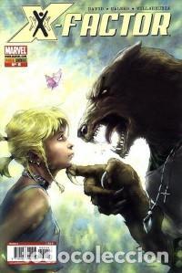X-FACTOR VOL. 1 Nº 6 - PANINI - IMPECABLE (Tebeos y Comics - Panini - Marvel Comic)