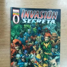 Cómics: INVASION SECRETA #0. Lote 112495387