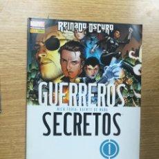 Cómics: GUERREROS SECRETOS #1. Lote 112497231