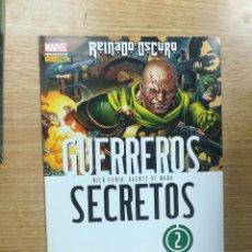 Cómics: GUERREROS SECRETOS #2. Lote 112497235