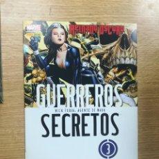 Cómics: GUERREROS SECRETOS #3. Lote 112497239