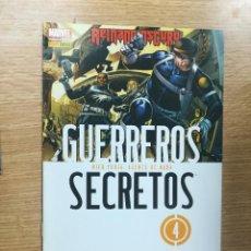 Cómics: GUERREROS SECRETOS #4. Lote 112497243