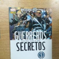 Cómics: GUERREROS SECRETOS #5. Lote 112497247