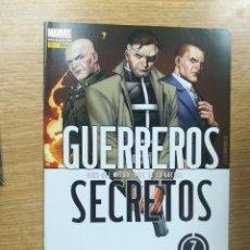 Cómics: GUERREROS SECRETOS #7. Lote 112497255