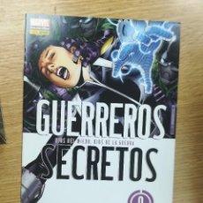 Cómics: GUERREROS SECRETOS #9. Lote 112497263