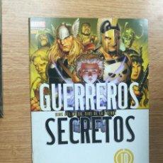 Cómics: GUERREROS SECRETOS #10. Lote 112497267