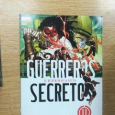 Cómics: GUERREROS SECRETOS #11. Lote 112497355
