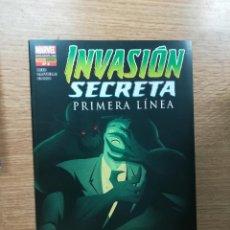 Cómics: INVASION SECRETA PRIMERA LINEA #3. Lote 112497672
