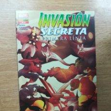 Cómics: INVASION SECRETA PRIMERA LINEA #5. Lote 112497676