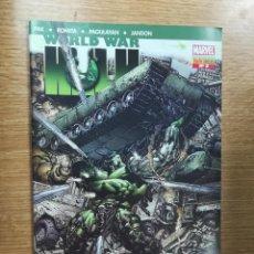 Cómics: WORLD WAR HULK #3. Lote 112496808