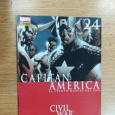 Cómics: CAPITAN AMERICA VOL 6 #24. Lote 112495080