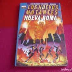 Cómics: LOS NUEVOS MUTANTES NUEVA ROMA ( CHRIS CLAREMONT SAL BUSCEMA ) ¡MUY BUEN ESTADO! MARVEL GOLD PANINI. Lote 112522439