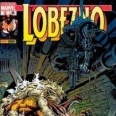 Comics: BIBLIOTECA MARVEL LOBEZNO Nº 15 - PANINI - IMPECABLE. Lote 112631139
