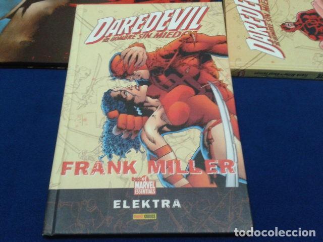 COMICS PANINI MARVEL ESSENTIALS( DAREDEVIL: ELEKTRA ) FRANK MILLER 2008 TAPA DURA (Tebeos y Comics - Panini - Marvel Comic)