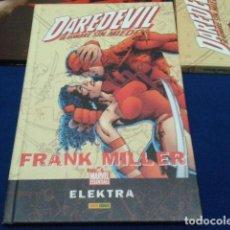 Cómics: COMICS PANINI MARVEL ESSENTIALS( DAREDEVIL: ELEKTRA ) FRANK MILLER 2008 TAPA DURA. Lote 112668215