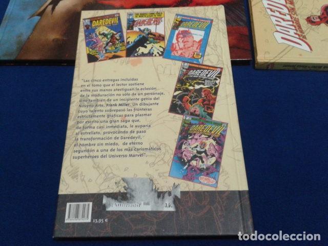 Cómics: COMICS PANINI MARVEL ESSENTIALS( DAREDEVIL: ELEKTRA ) FRANK MILLER 2008 TAPA DURA - Foto 2 - 112668215