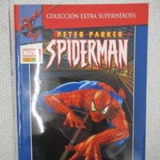 Cómics: COLECCION EXTRA SUPER HEROES PETER PARKER SPIDERMAN LOS DIAS DE NUESTRA VIDA MARVEL . Lote 112683287