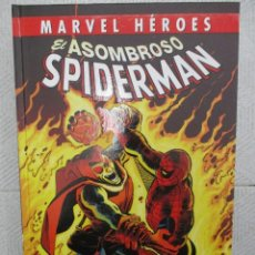Cómics: MARVEL HEROES EL ASOMBROSO SPIDERMAN - JOHN ROMITA JR. - TOMO OMNIGOLD PANINI.. Lote 112686887