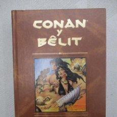 CONAN Y BELIT TOMO INTEGRAL ROY HOMAS - JOHN BUSCEMA - PANINI MARVEL