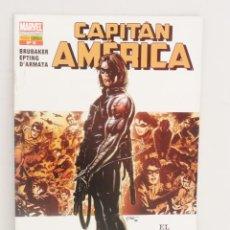 Comics: CAPITÁN AMÉRICA VOL 6 - 7 / CAPITÁN AMÉRICA VOL 2 PANINI. NÚM. 11. EL SOLDADO DE INVIERNO PARTE 3. Lote 112700967