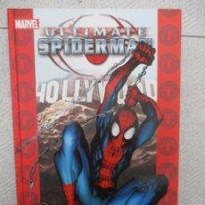 Cómics: ULTIMATE SPIDERMAN - HOLLYWOOD - PANINI MARVEL - TAPA DURA . Lote 112899607