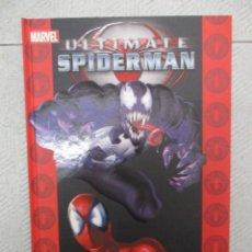 Cómics: ULTIMATE SPIDERMAN - VENENO - PANINI MARVEL - TAPA DURA . Lote 112900107
